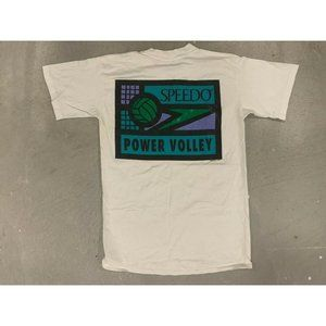 90s Speed Heavy Graphic Back Classic Logo Front L